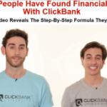creators of Clickbank u